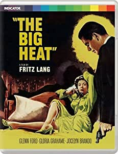 The Big Heat (Dual Format Limited Edition) [Blu-ray] [Region Free]