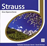 Esprit: Strauss: Eine Alpensinfonie / Festliches Präludium op. 61