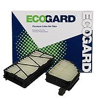 ECOGARD XC35872 Premium Cabin Air Filter Fits Subaru Outback 2001-2004, Legacy 2000-2004, Baja 2003-2006