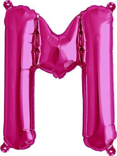 Price comparison product image Northstar balloons-ballon Aluminum Balloon,  magenta,  M