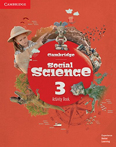 Cambridge Social Science Level 3 Activity Book (Natural Science Primary)