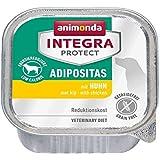 Animonda Integra Protect Adipositas Hundefutter mit Huhn, 11er Pack (11 x 150 g)