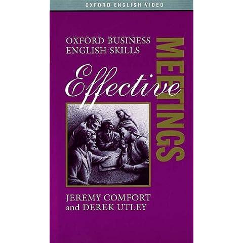 Effective Meetings: VHS