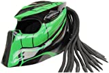 MOTO CASCO Predator X1 WILDSPEED made by XFF Fiber Factory (Extra Large)