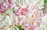Fototapete 97052 BLOOMING PEONIES Verschiedene Bildtapeten Motive Wälder Blumen Bäume