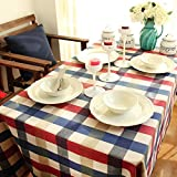 Elegant Tablecloth Waterproof Table Cover for Kitchen Dinning Tabletop Decor Dinner Parties Outdoor Picnics Living Room Washable Home Party Wedding Tablecloth Table Runner Cover Spill Oil Proof