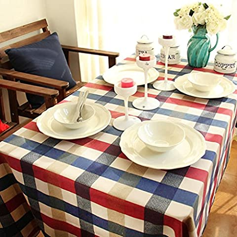 Rectangle Cotton Tablecloth 37.4