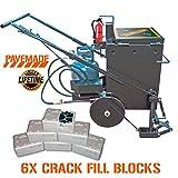 [pavemade] Hotbox 10Combo 6x Blöcke + Mobile Hot gummiert Asphalt Kolben Wasserkocher