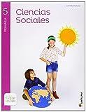 CIENCIAS SOCIALES EXTREMADURA + ATLAS 5 PRIMARIA SABER HACER