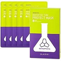 Toalla suiskin 10x Máscara de Corea con anti-edad de efecto y protección para pieles sensibles, con 11suizo hierbas y abedul Agua–Tamaño especial: Una Máscara gratis