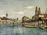 Artland Alte Meister Premium Wandbild Otto Pilny Bilder