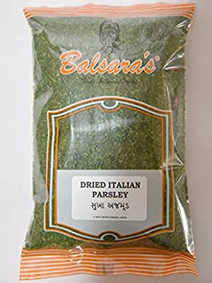 100g | 100% DRIED ITALIAN PARSLEY **FREE UK POST** HERBS SEASONING COOKING DRY PARSLEY LEAVES LEAF GARNISH by Falconsuperstore