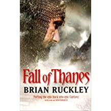 Fall Of Thanes: The Godless World: Book Three (English Edition)
