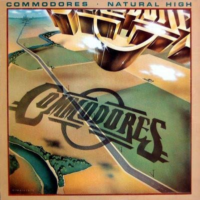 Commodores: Natural High [Vinyl] (Commodores Vinyl)
