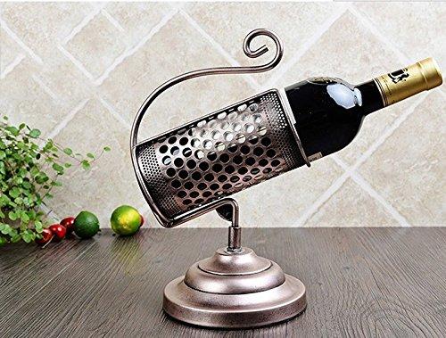 ZHDC® Boîte à bouteilles de vin rouge Multifonctions ( Couleur : #2 )
