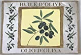 Oliva Papier Tischsets–100Stück