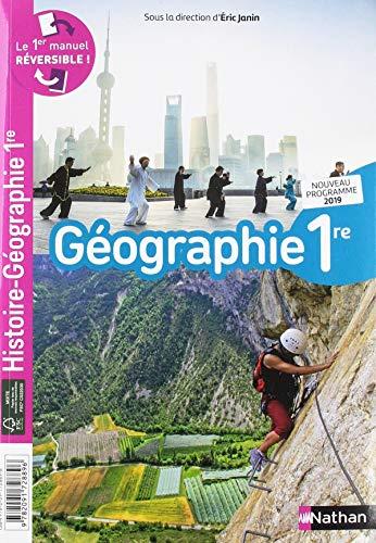 Histoire-Géographie 1re - collection Cote/Janin - manuel élève (nouveau programme 2019)