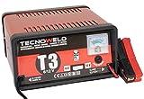 PROWELTEK-Chargeur de Batterie 6/12V - Moto Auto Camion - Batterie:de 15 à 100 Ah
