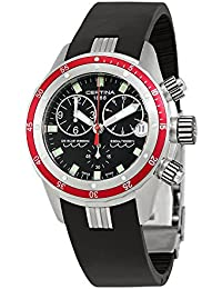 CERTINA MEN'S 43MM RUBBER BAND STEEL CASE SWISS QUARTZ WATCH C0074171705100