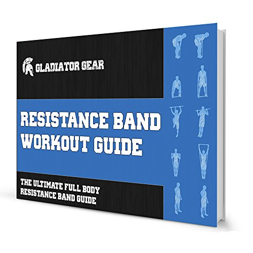 Resistance Band E-Guide | For Full Body Workout, Crossfit WOD, Pull Up Assist, Stretching & Mobility Fitness | No Need For Expensive Equipment (English Edition)