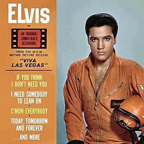 Viva Las Vegas by Elvis Presley (2010-01-26)