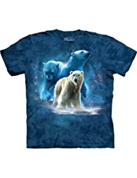 "The Mountain T-Shirt ""Polar Collage"" Gr.S"