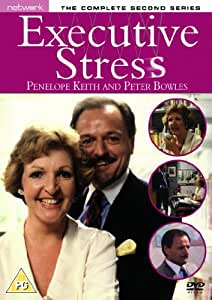 Executive Stress - The Complete Second Series [1987] [DVD}