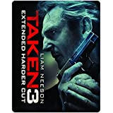 96 Hours - Taken 3 - Exklusiv Limited STEELBOOK Edition - inkl. Extended Cut