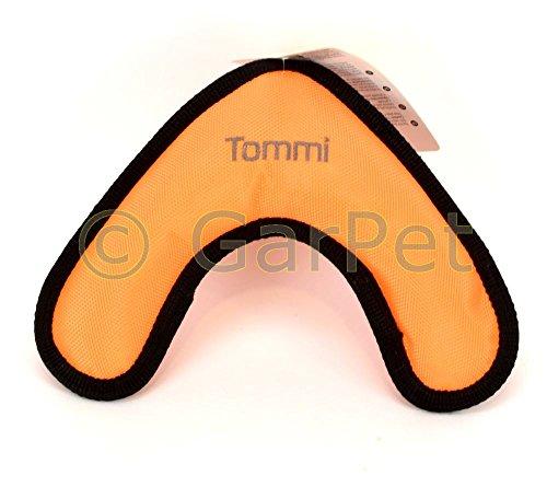Hunde Dummy Zerrspielzeug Apportier schwimmfähig Schwimm Wasser Spielzeug Boomerang