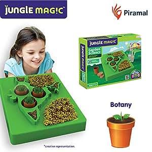 Jungle Magic Garden Sciencz Experimental Educational Game (Green)