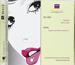 Delibes:Coppelia/Ravel:Daphnis