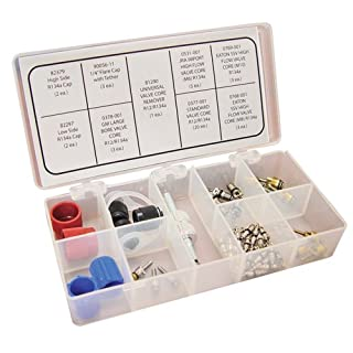 ATD Tools 3880 R12/R134a Valve Core Assortment by ATD Tools