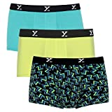#10: XYXX Men's Micro Modal Trunk(Pack of 3)