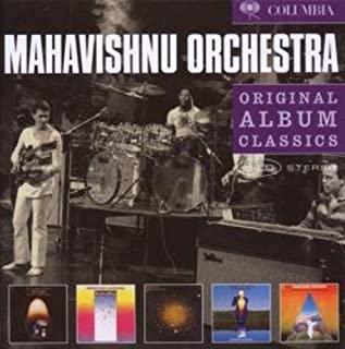 Original Album Classics : The Inner Mounting Flame / Birds of Fire / Between Nothingness and Eternity / Apocalypse / Visions of the Emerald Beyond (Coffret 5 CD) by Mahavishnu Orchestra (B000VWOV3O) | Amazon Products