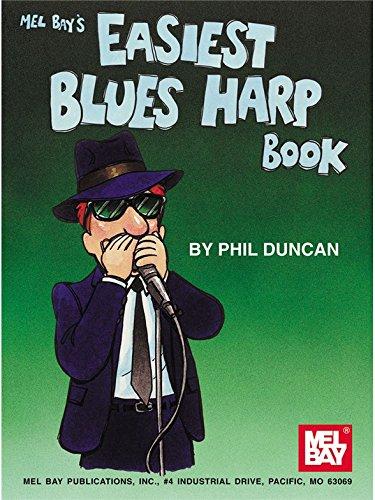 Phil Duncan: Easiest Blues Harp Book. Pa...