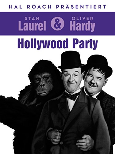 Laurel & Hardy: Hollywood Party