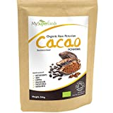 Organic Cacao Powder (200g), Highest Quality Available, Certified Organic...