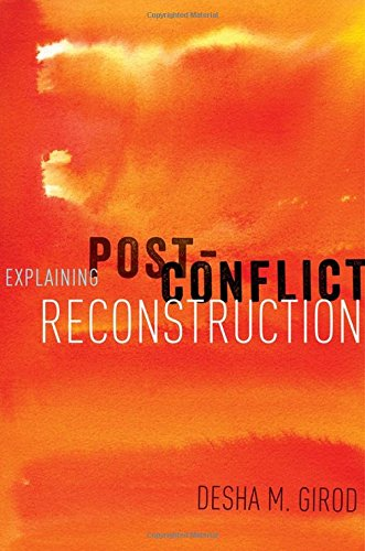 Explaining Post-Conflict Reconstruction