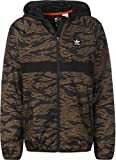 adidas Originals Herren Übergangsjacke CMO Bb Pckable Transition Camouflage M