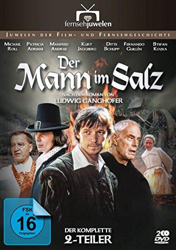Der komplette 2-Teiler nach Ludwig Ganghofer (2 DVDs)