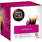 Nescafé Dolce Gusto Espresso 48 Capsules (Lot de 3x16)