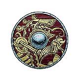 Liontouch 50002LT Mittelalter Wikinger Spielzeug Schaumstoff Schild | Teil von Kostüm mit Schwert und Helm