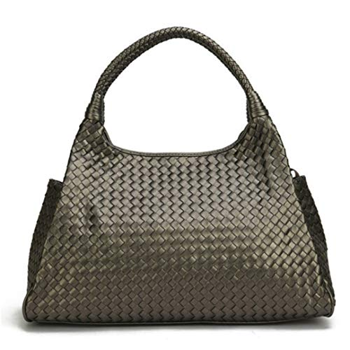 Ladies 'High-Grade-Lammfell Tote