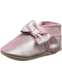 Robeez Tender Knot, Chaussures de Naissance Bébé Fille