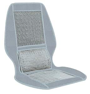 Karcher 520016 Housse pour siège auto/chaise de bureau avec fonction chauffante et fonction de refroidissement, port 12 V inclus