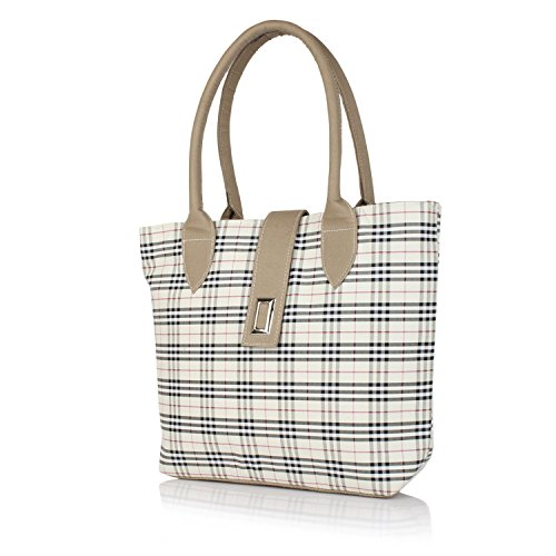 f3e3355d9b14 Paras Fashions Stylish shoulder For Girls Synthetic Leather Multicolor Tote  Handbag for womens