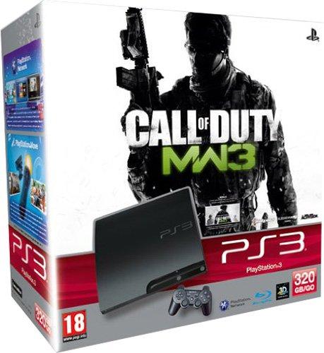 Sony abspielenst. 320gb ps3 cod modernen warfar3 320gb ps3 cod modern warfare 3 bundle (Of Duty Call Ps3 Bundle)