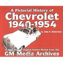 Chevrolet History, 1940-1954