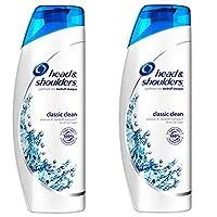 Head & Shoulders Classic Clean Anti-Dandruff Shampoo 400ml Dual Pack @25% off