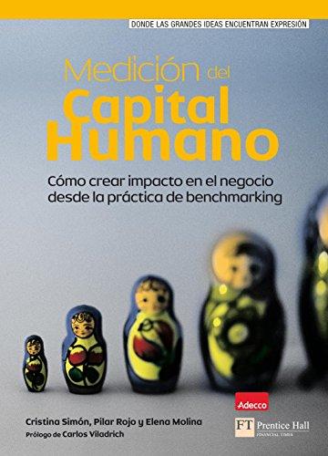 Medición del capital humano benchamarking